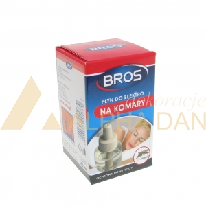 Bros Płyn do Elektro na Komary 40ml